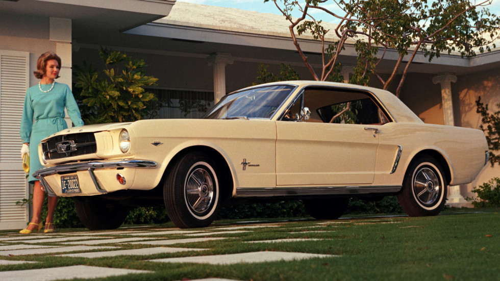 Ford Mustang Coupe '1964