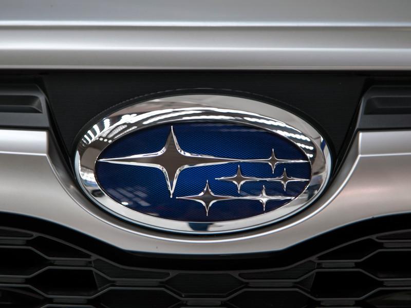В России отзывают 7,2 тыс. автомобилей Subaru