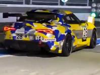 Toyota Corolla с водородным ДВС успешно прошла 24-часовую гонку